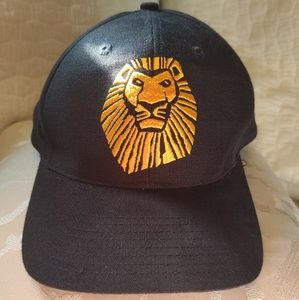 Disney Presents The Lion King Ballcap Hat Broadway